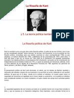La Filosofía de Kant y Kelsen
