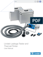 Lindab Manual Leakage Tester