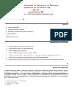 Laboratorio 6 Expresiones Aritmeticas(1)