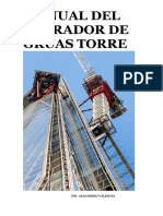 Manual Del Operador de Gruas Torre