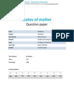 1-States of Matter 1c - Edexcel Igcse 9-1 Chemistry Qp-updated