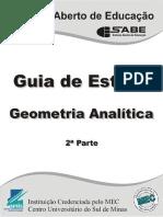 Geometria Analítica - Parte 02