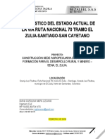 Informe Diagnistico Via
