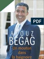 Begag, Azouz - Un Mouton Dans La Baignoire