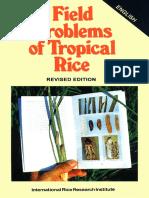 +++ Field problems of tropical rice (IRRI)