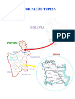 Bolivia Potosi Tupiza