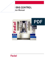 Siemens Operator Manual