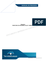 SSA.06 Monitoreo de Seguridad, Salud y Ambiente (v01)