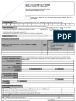 Download Property Tax Form 2008-09