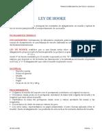 4. Ley de Hooke. Andrea Aguilar Sierra