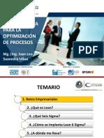 Lean Six Sigma Para La Optimización de Procesos