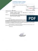 056-2018 Ccc Aug Alcanza Avance Parcial de Absolucion de Consultas de Instalaciones Sanitarias