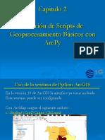 GIS scripts dummies