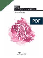 La Aptitud de Psicoanalista - Osvaldo Delgado