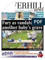 Baby Grave Vandalism 2