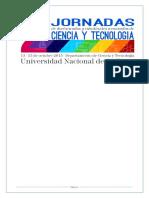 Libro Resúmenes JCyT 2015