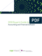 2018 Buyers Guide to Accounting and Financial Software - Sage Intacct
