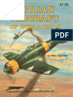 Italian Aircrafts of the WWII