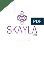 Skayla Shop - Logo