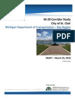 M29 Corridor-Study 2018 draft