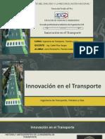 Innovación en El Transporte