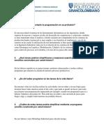 Foro Programación PDF