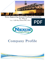 Nexus Engineering General Trading & Contracting Co. W. L. L.