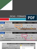 Dicas - Formatação.pdf