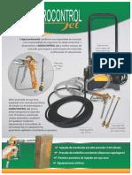 Agrocontrol Jet - Folder