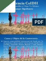 Conceptos Campo Algodonero