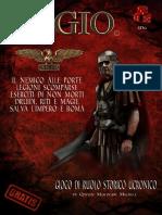 Gdr Ita 2018 Legio Storico Roma Antica 3.5 Di Qwein Molinari Michele