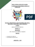 Informe 5 Ce2 Ucsm