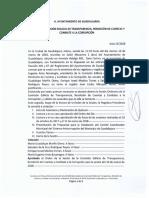 Acta 25 Comision Transparencia 16 Marzo 2018