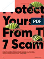 Protect Yourself from These 7 Scams