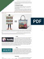 Dónde imprimir sobre tela_ La era de la estampación textil digital - nastasianash