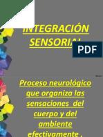 Integracion Sensorial. Power Sin Fotos Ni Videos.uba 2016