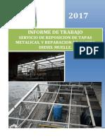 If_tmt_003_reparacion de Caseta de Muelle y Tapas Metalicas