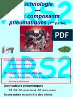 Technologie --- Les Composants Pneumatiques (1 Ère Partie)
