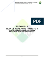 06 - Anexo No 6 - Plan de Manejo de Tránsito Tres Barrios Plato Magdalena 2017-12-05