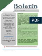 Boletín AEPR junio a agosto 2017