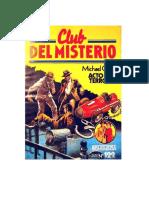 Collins Michael - Club Del Misterio 122 - Acto de Terror