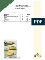 1 282 Ireks Golden Cake Milho Verde 206700
