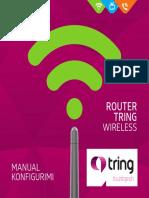 Manual Per Konfigurimin e Routerit Tring Wireless