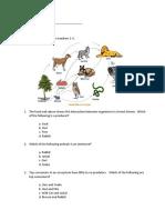 quiz cycleofmatter