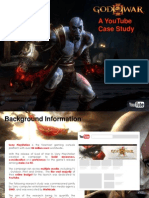 Sony Play Station Yt Campaign Effectiveness Study