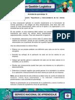 Evidencia 4 Presentacion Importancia y Transcendencia de Los Valores Eticos Empresariales