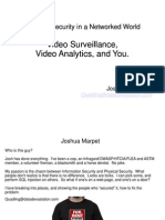 BlackHat DC 2010 Marpet Video Analytics Video Surveillance and You Slides