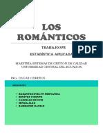 Trabajo Romanticos