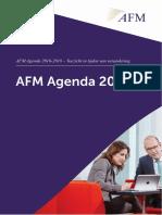 AFM Agenda 2018