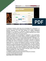 Ensayo Sobre Potencialidades y Riesgos de La Informática